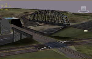 Bridge Under Development