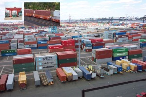 Refrence Container Yard