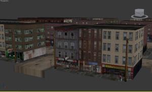 Ghetto Area