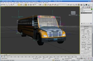 Modern SchoolBus