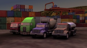 Truck Line Up
