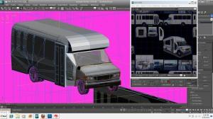 Shuttle Van