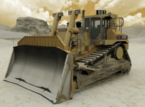 dozer d11 sample shot